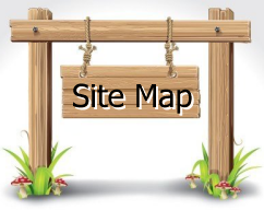 site map sign